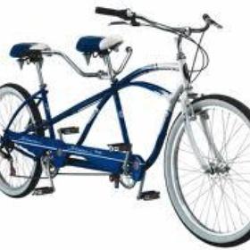 Ride on a tandem bike - Bucket List Ideas