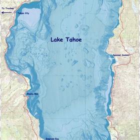 Bike around lake tahoe - Bucket List Ideas