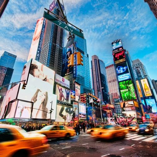 Go to New York City - Bucket List Ideas