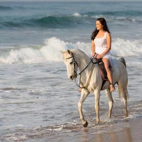 Horse Ride on the Beach - Bucket List Ideas