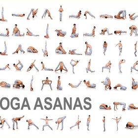 Be able to the the top 100 yoga poses - Bucket List Ideas