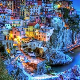 Visit the Cinque Terre, Italy - Bucket List Ideas