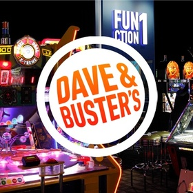 Go to dave & buster's - Bucket List Ideas