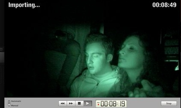 Go ghost hunting - Bucket List Ideas