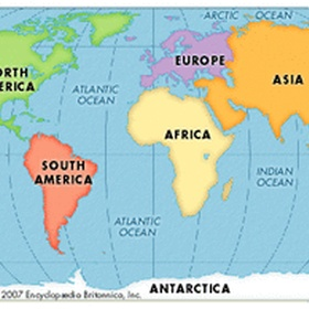 Travel to all 7 continents - Bucket List Ideas