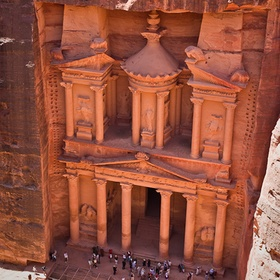 Visit petra in ma'an governorate, jordan - Bucket List Ideas