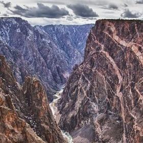Visit Black Canyon of the Gunnison National Park - Bucket List Ideas