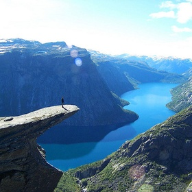 Visit Troltunga, Norway - Bucket List Ideas