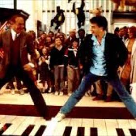 Dance on a giant floor piano - Bucket List Ideas