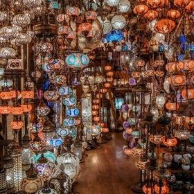 Visit to the Grand Bazaar in Istanbul, Turkey - Bucket List Ideas