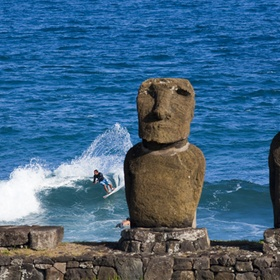 Surf in Rapa Nui - Bucket List Ideas