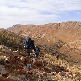 Hike the Larapinta Trail - Bucket List Ideas