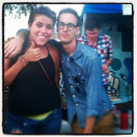 Ask a band member to take a picture with you - Bucket List Ideas