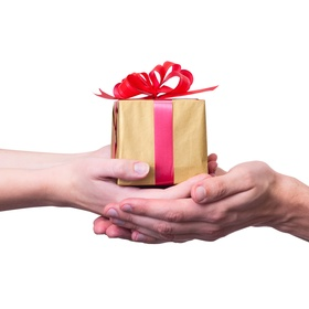 Buy a Present for Someone Without a Reason - Bucket List Ideas