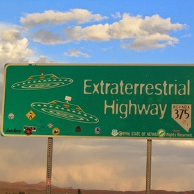 Travel along the Extraterrestrial Highway - Bucket List Ideas
