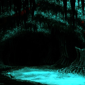 Visit Glowworm Caves - Bucket List Ideas