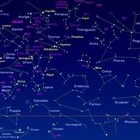 Savoir repérer les constellations dans le ciel - Bucket List Ideas