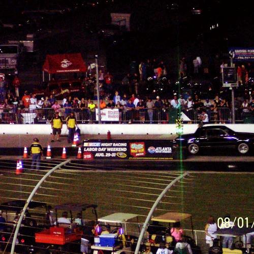 Go to Friday Night Drag at Atlanta Motor Speedway - Bucket List Ideas