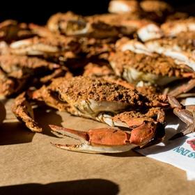 Eat an Iconic State Food - Maryland (Steamed Crabs) - Bucket List Ideas