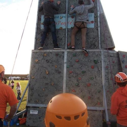 Climb a Rock Wall - Bucket List Ideas