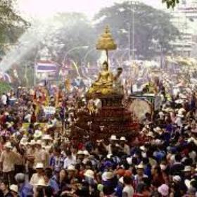 Attend the Songkran Water Festival, Thailand - Bucket List Ideas