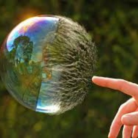 Photograph a bubble popping - Bucket List Ideas