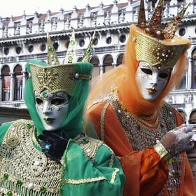 Celebrate carneval in venezia - Bucket List Ideas