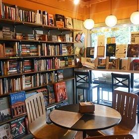 Go to a book café - Bucket List Ideas