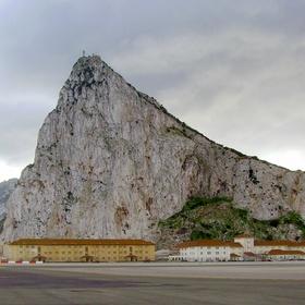 Hike the Rock of Gibraltar near Spain - Bucket List Ideas