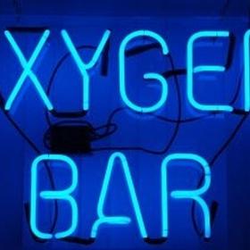 Go to an Oxygen Bar - Bucket List Ideas