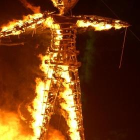 Take Part in Burning Man (Nevada) - Bucket List Ideas