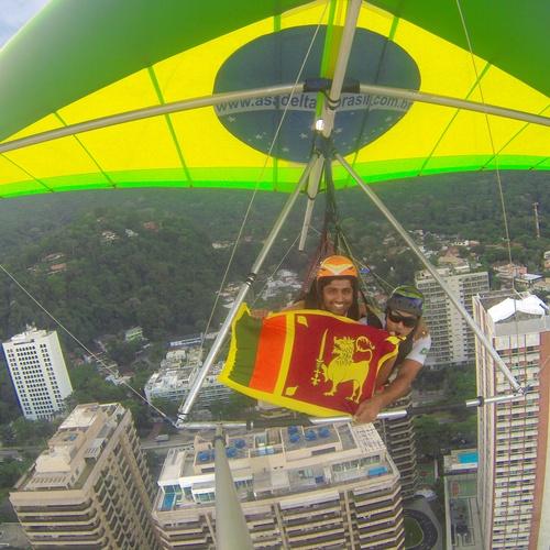 Hang Glide Over Rio de Janeiro - Bucket List Ideas