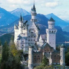 Visit three castles - Bucket List Ideas