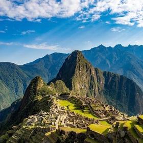Visit Machu Picchu in Peru - Bucket List Ideas