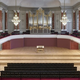 Go to a concert at the new Basel Stadtcasino - Bucket List Ideas