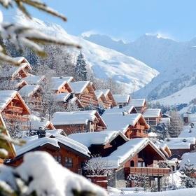 Viajar para uma estação de esqui nos Alpes - Bucket List Ideas