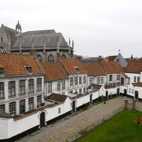 Visit Flemish Beguinages - Bucket List Ideas