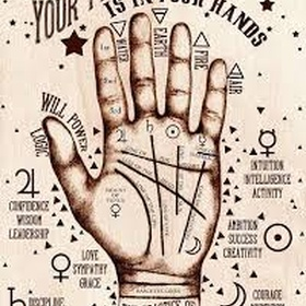 Have my palm read - Bucket List Ideas