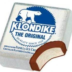 Eat a Klondike bar - Bucket List Ideas