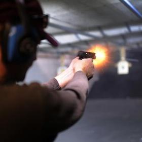 Shoot a pistol - Bucket List Ideas