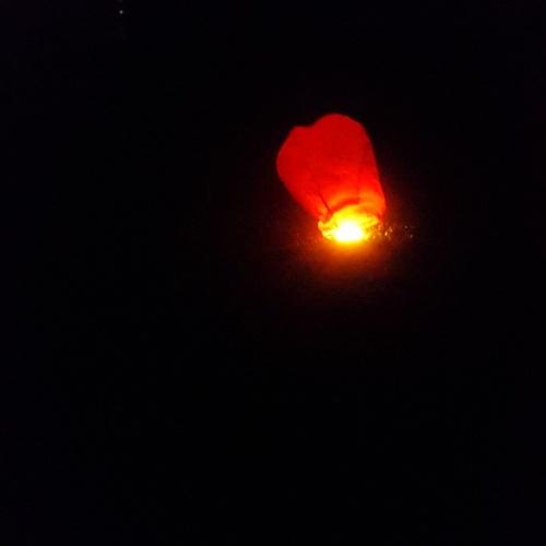 Release a wish lantern - Bucket List Ideas