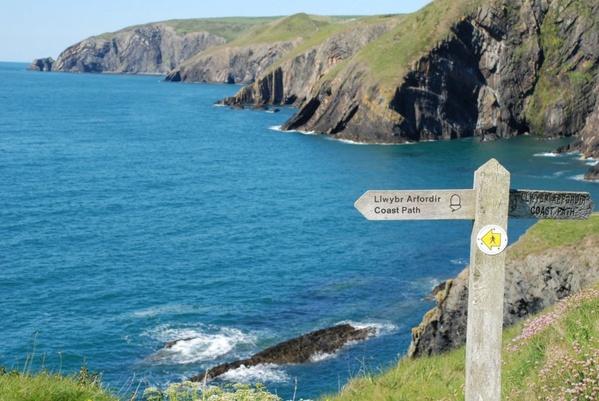 Hike the Pembrokeshire Coast - or part of it - Bucket List Ideas