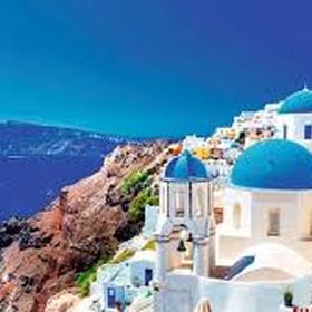 Go to Santorini - Bucket List Ideas
