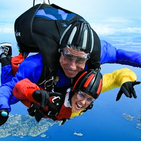 Skydive Vancouver - Bucket List Ideas
