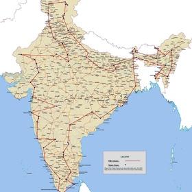 Pan India Road Trip - Bucket List Ideas