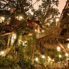 Own a treehouse - Bucket List Ideas