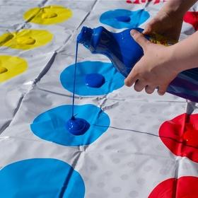 Messy Twister - Bucket List Ideas