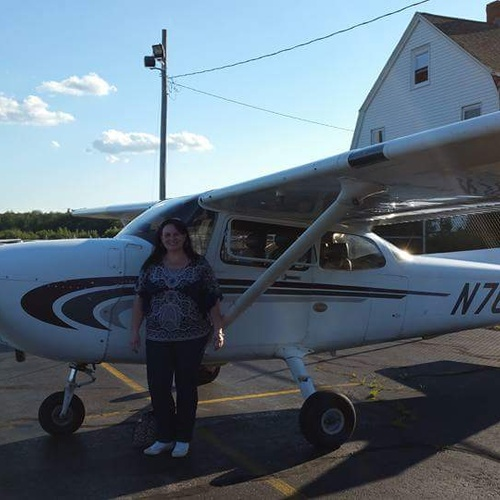 Fly a Plane - Bucket List Ideas