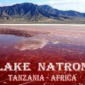 See Lake Natron in Tanzania - Bucket List Ideas