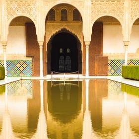 Visit the Alhambra Palace in Granada - Bucket List Ideas